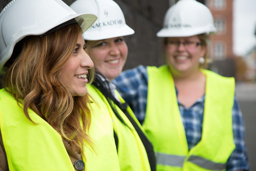 Byggnadsingenjör Produktion – Uppsala