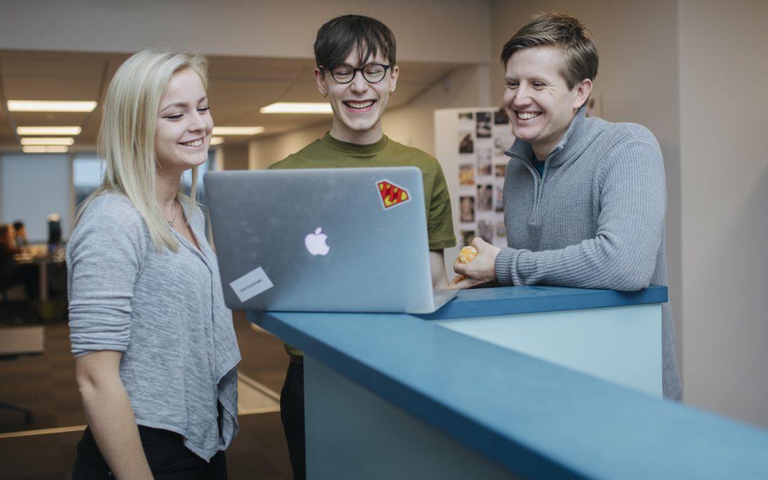 Preparandkurs Programmering 1/A – Klassundervisning på Nackademin (Solna)