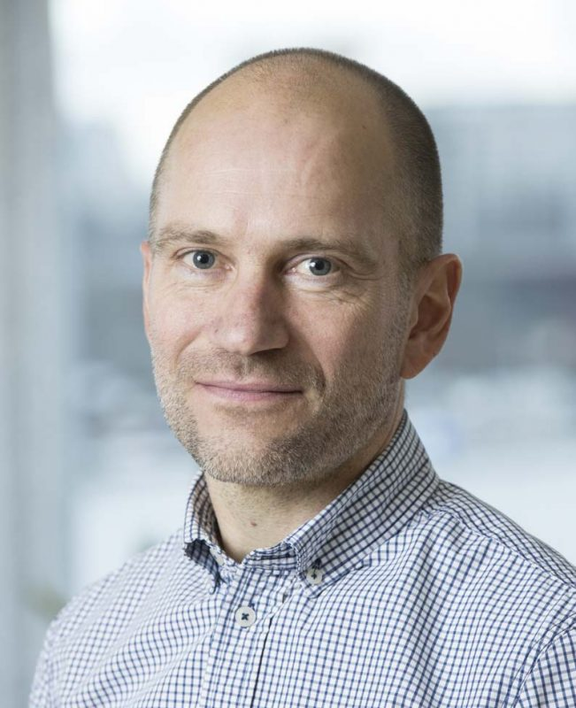 David Lindgren, Chef produktion Bonava