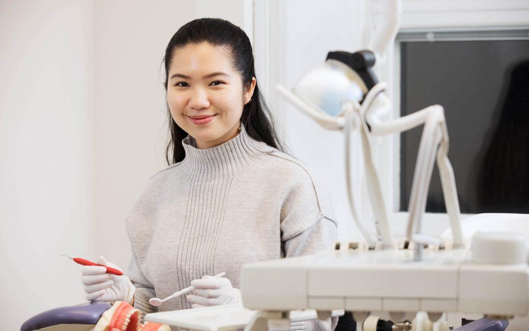 Tandsköterskeutbildning på distans