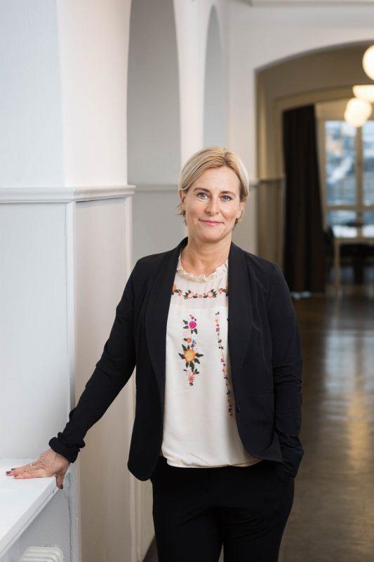 Madleen Thyrén, Utbildningschef